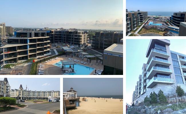 EES Pier Village collage