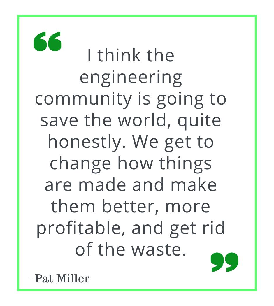 EES quote Pat Miller