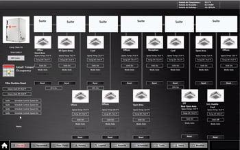 EES VRF screen detail