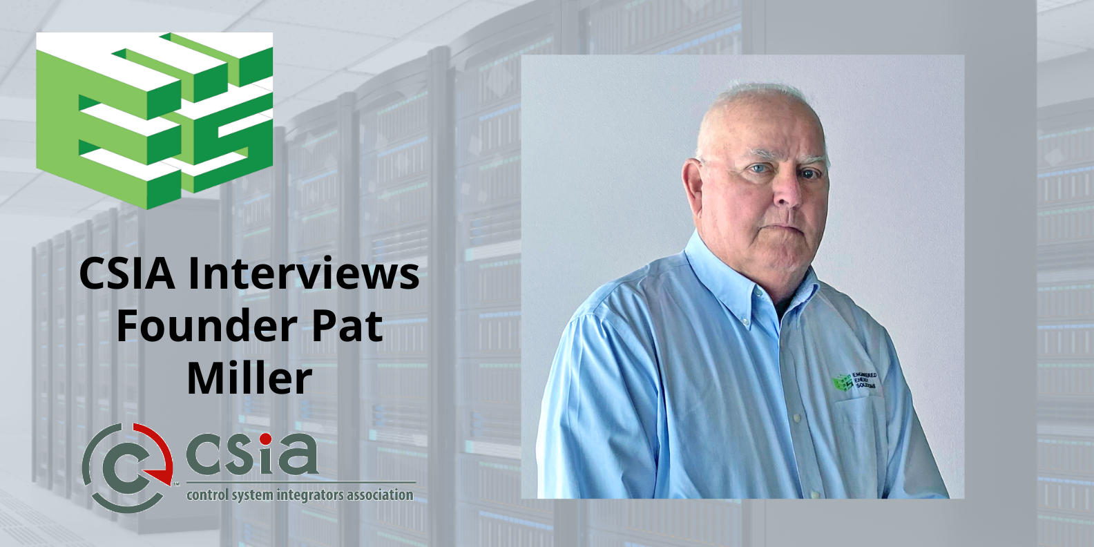 EES Pat Miller CSIA podcast