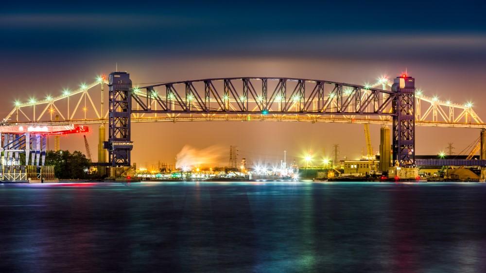 EES transportation projects Arthur Kill bridge